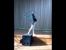 Моя гимнастка 😘