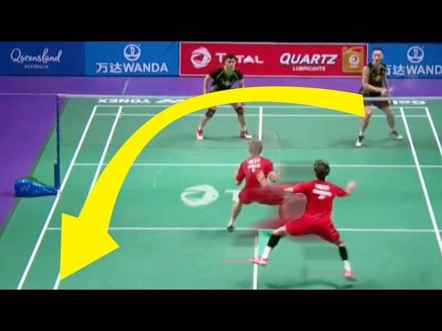 50 Fantastic Badminton DECEPTIONS of 2017