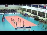 Волейбол Женщины Чемпионат России Игры за 3 место Енисей - Уралочка