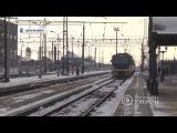 Новый маршрут на Донецкой железной дороге - «Дебальцево-Углегорск». 23.12.2017,