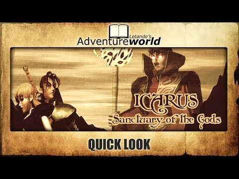 ICARUS: Sanctuary of the Gods - The Complete Story