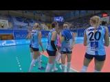 Волейбол Женщины Кубок России Протон - Динамо-Казань Полуфинал 23_12_2017