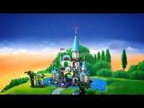 Конструктор LEGO Disney Princess 41055 Золушка на Балу в Замке