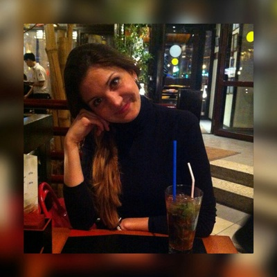 Анастасия Мелкозерова