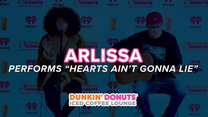 Arlissa - Hearts Ain't Gonna Lie (live @ Z100)