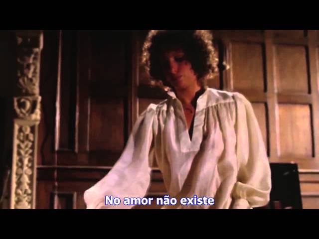 Barbra Streisand - Woman In Love - 1980 - Legendado
