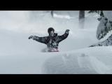 Иногда катание на лыжах может быть пугающим