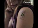 Электронные татуировки