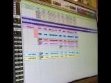Вот ещё занятно 😂, это мы пишем бэк-вокал