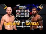 Fight Night Atlantic City: Ryan LaFlare vs Alex Garcia