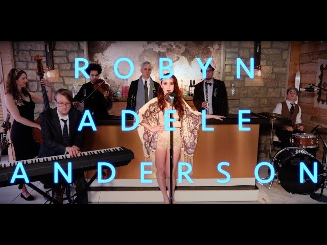 Lose Yourself Eminem Gypsy Jazz Cover by Robyn Adele Anderson