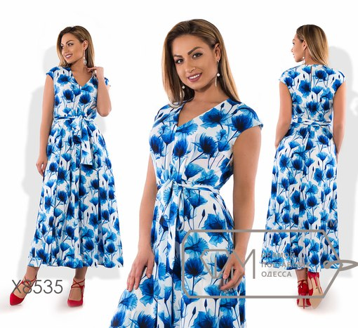 Платье № х8535