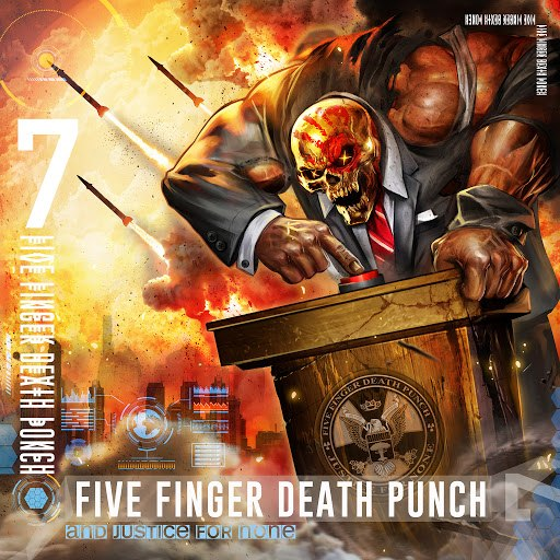 Five Finger Death Punch альбом And Justice for None
