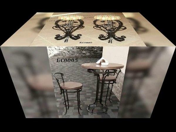 Барні стільці, ковані барні стільці, барні меблі,ковані вироби від виробника 0932552165/ 0673771019