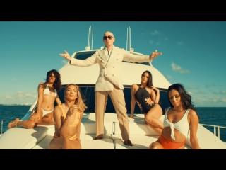 Премьера! Pitbull feat. Stereotypes, E-40, Abraham Mateo - Jungle (04.12.2017) ft.
