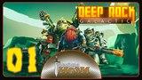 Космические майнеры - Co-op в Deep Rock Galactic #1