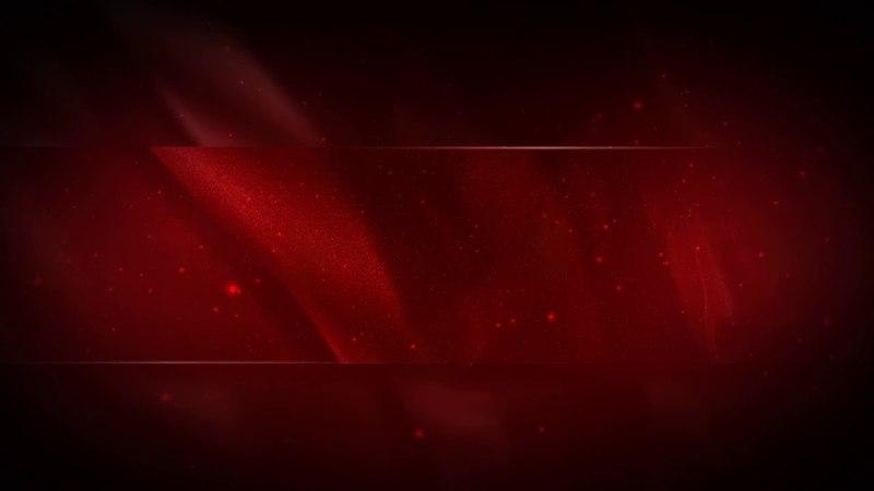 Футаж красный атлас