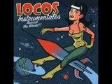 Various - Locos Instrumentales Around the World Surf Punk Instro Spy Movies Music Neo Bands