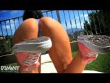 Yasmine James Sexy Brunette Slut Big Ass Tits Anal Strip Tease Porno Секси Девушка Сочная Брюнетка Большая Попка Сиськи Анал Ню