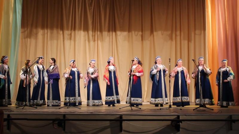 Рябинушка-Новгородские частушки
