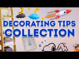 Cheap &amp Easy Decorating Tricks - Home Decor Ideas Compilation l 5-MINUTE CRAFTS