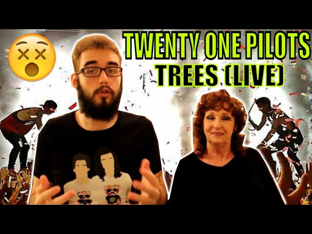 Twenty one pilots: Trees (LIVE) | REACTION
