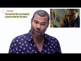 Jordan Peele Breaks Down