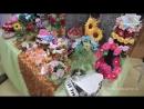 """Фестиваль бумажной флористики: репортаж канала """"Карусель"""""""