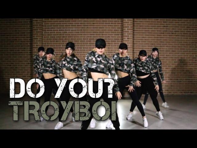 TroyBoi Do You SKY J CHOREOGRAPHY @ IMI DANCE STUDIO