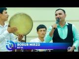 Bobur Mirzo - Bosa | Бобур Мирзо - Буса (jonli ijro) 2017