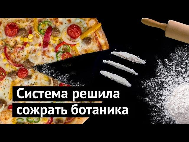 Федор Овчинников дело о наркотиках в «Додо Пицце»