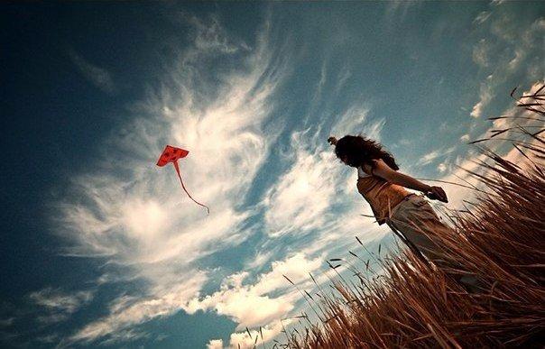 Хочешь понять, что действительно твоё — отпусти всё, и твоё останется с тобой.