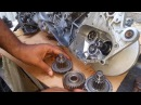 Automatic transmission GY6,2016 machine operation, RACING, TUTORIAL