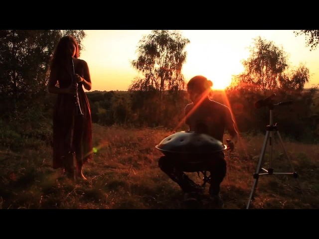 Samantha Archer Rob Senior - Sunset at Cannock Chase · coub, коуб
