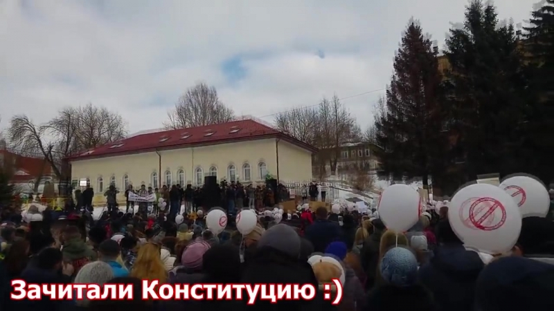 У Андрея Малахова отрезали митинги