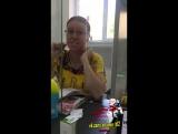 Неадекватная женщина в аптеке / конфликт с работником