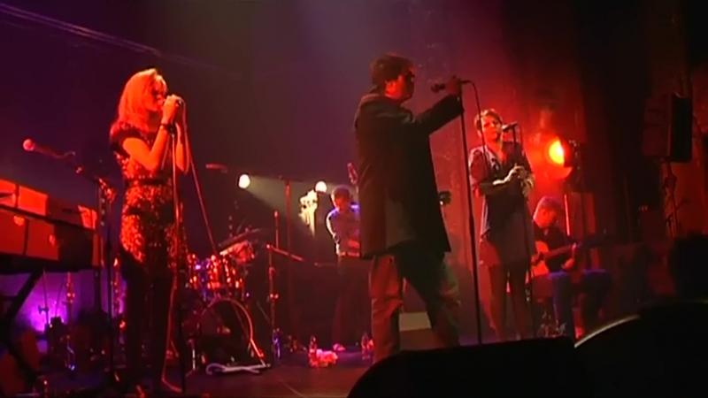 Nouvelle Vague All My Colours Live At Concert aux Bouffes du Nord 23 06 2009
