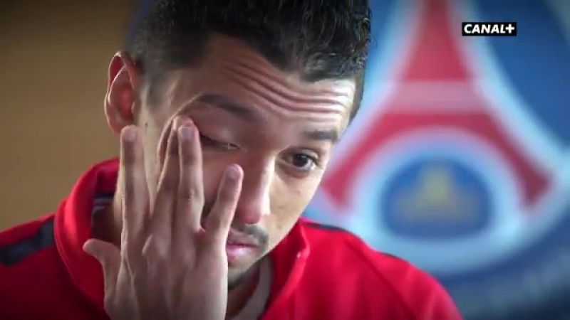 Маркиньос расплакался, комментируя возможный уход Лукаса Моуры из «ПСЖ»