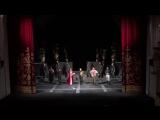 Овации в зрительном зале на опере Тоска Джакомо Пуччини