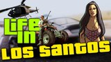 SAMP FILM - Life in Los Santos | Короткометражный фильм в GTA SA-MP #2