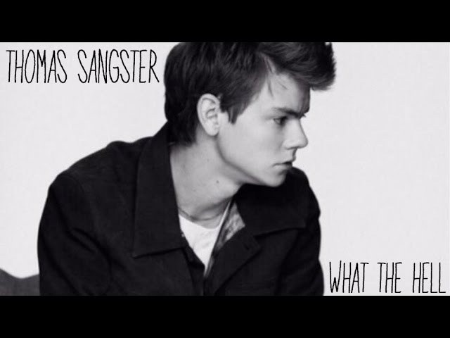 Thomas Brodie-Sangster | What The Hell