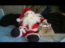 Como Hacer Papa Noel para Punta de Arbol HomeArtTv por Juan Gonzalo Angel