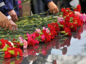 Митинг памяти провели на Прянишникова