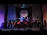 Студия современного танца Sky way.Хореографическая композиция Red dance.