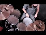 Negrita - Mama mae (Drumcover by Julia)