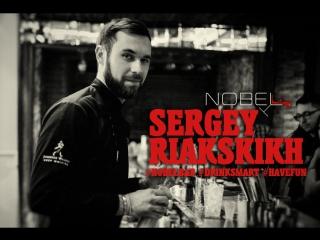 Nobel bar / Sergey Riakskikh