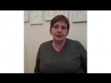 Отзыв о работе нашего врача-флеболога Зайцевой Марины Евгеньевны