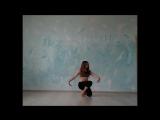Svetlana Ogneva @effie_chester Tribal Fusion practice