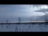 Покатушка к ветрякам возле Красного Яра 28.01.18_2