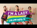 I'm A Lady Live Love Party X CrazyGirlsTV Dance Fitness Singapore and Japan